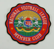 National Football League Member Patch