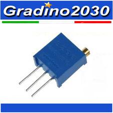 Potenziometro Regolabile 3296 W-103 10K Ohm, Trimmer Potentiometer
