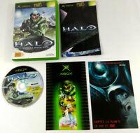 Jeu XBOX VF  Halo Combat Evolved  avec notice  Envoi rapide et suivi