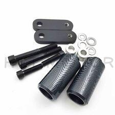 1 set Carbon Fiber Frame Sliders Crash Protectors for Honda CBR 1000RR 2004-2005