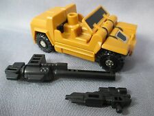 "Transformers G1 Combaticon ""SWINDLE"" 100% complete C8.5+ *BRUTICUS* 1986"