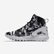 NIKE KOTH ULTRA MID JCRD Trainers Boots Casual Fashion - UK 7 (EU 41) White Camo