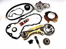 FORD 1.8 TDCI QYBA CHAIN KIT WITH TIMING BELT KIT AND WATER PUMP (INC GEN HUB)
