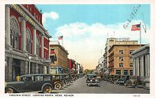 Postcard Virginia Street, looking North in Reno, Nevada~113399