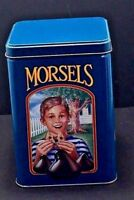 """Nestle Limited Edition Toll House Cookies Tin, 6 1/4"""" tall."""