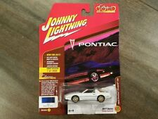 Johnny Lightning 1:64 Classic Gold 1985 Pontiac Firebird T/A Jlcg011-A Chase Car