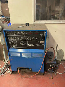 Miller Syncrowave 375 AC/DC TIG Welder (with water cooler)