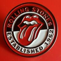 The Rolling Stones Pin Enamel Music Famous Rock Band Metal Brooch Badge Lapel