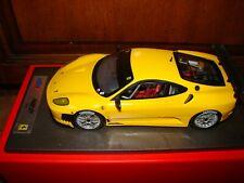 Ferrari F430 Gt 2005 Gelb Modena BBR1/18 Eme Limited Ausgabe Großartig Selten