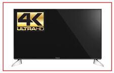 Panasonic TX-49EXW604 Schwarz,4K UHD, Triple Tuner, Smart TV, WLAN, 1300 Hz