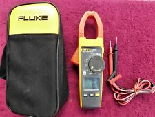 """FLUKE 374 FC *EXCELLENT!* HIGH PERFORMANCE """"WIRELESS"""" CLAMP METER!"""