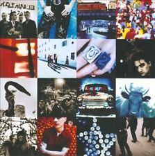 U2 Achtung Baby 20th Anniversary Edition CD BRAND NEW