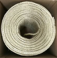 "3/8"" X 1220' Natural Sisal Rope Cat Scratching Post Claw Control Toy Crafts Pet"