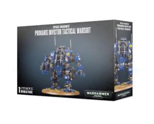 Primaris Invictor Tactical Warsuit - Warhammer 40k - Games Workshop - New