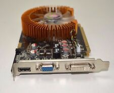 GRAPHIC CARD POINT OF VIEW GEFORCE 9800GT 512MB DDR3 HDMI VGA DVI PCI-E TESTED