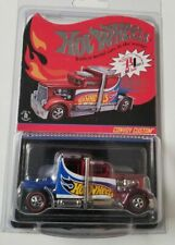 Hot Wheels Red Line Club 2011 Collector Edition - CONVOY CUSTOM  w/ Real Riders