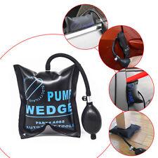 Air Pump Wedge Inflatable Bag Shim Car Window Door Open Entry Tools Lifts 440 LB