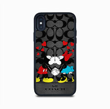 Cool Coach Style iPhone 7 8 Plus X/Xs Max Xr 11 Pro Phone Case Cover
