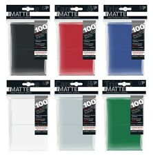 Ultra PRO Pro-Matte Deck Protector Sleeves Standard Card Size 100ct 66 x 91mm