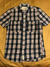 Men's Vintage Abercrombie & Fitch A&F Button Down Shirt - Large