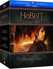 LO HOBBIT EXTENDED EDITION - LA SAGA COMPLETA (11 BLU-RAY + DVD) LINGUA ITALIANA