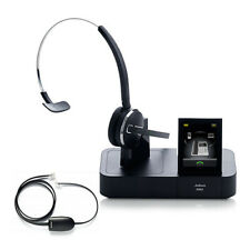 Jabra Pro9470 Mono-R With Ehs Wireless Bluetooth Headset with 3 Wearing Styles