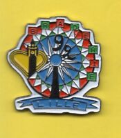Pin's lapel pin Pins Braderie De Lille 92 The big fairground wheel Grande Roue 1