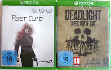 2 XBOX ONE Games USK16: Past Cure / Deadlight (Director`s Cut)