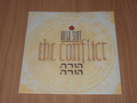 World Stuff:   The Conflict  UK  1989 Near mint   7""