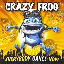Crazy Frog : Everybody Dance Now (CD)