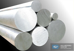Rundstange /Ø 12x200 mm Aluminium Rundmaterial /Ø 12 mm AlMgSi Aluminiumstange Rundstab L/änge = 200 mm