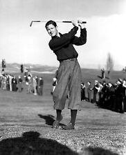Byron Nelson - PGA  at 24 yrs of age,  8x10  B&W Photo