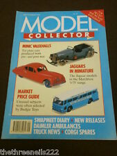 MODEL COLLECTOR - BUDGIE TOYS MARKET PRICE GUIDE - SEPT 1990