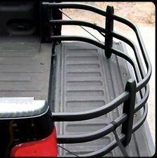 Amp Research Black Powdercoat Bed Extender Sport -BedXtender HD Sport -74802-01A