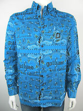 John Galliano Jeans Hemd Shirt Camicia 4R1694/95 Neu