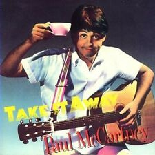 "Paul McCartney - Take It Away / I'll Give You a Ring - Columbia 7"" PS"