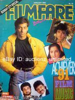 FF Jan 92 Salman Khan Aamir Khan Sridevi Madhuri Dixit Pooja Bhatt Jackie Shroff