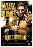 WWE: Night of Champions 2009 (DVD, 2009)