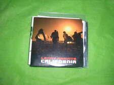 CD Rock Lenny Kravitz California 1Song Promo VIRGIN
