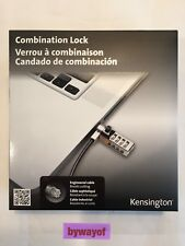 Kensington Combination Lock New In Package Bnib Laptop Computer Mac Pc Security