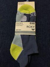 Roxy Women's Socks 1 Pair Blue/Green