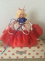 Vintage Nancy Ann Storybook Dolls ~ #193 A Very Independent Lady for July Box JT