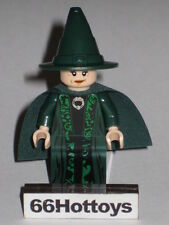 Lego Harry Potter 4842 Minerva McGonagall Minifigure New