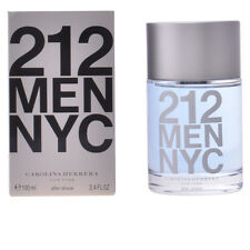 CAROLINA HERRERA 212 MEN 100ML AFTERSHAVE NEW & SEALED