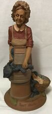 Vintage Tom Clark Aunt Jewell  #24 Washing Clothes 1988
