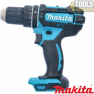 Makita DHP482Z 18v LXT Li-Ion Cordless 2-Speed Combi Drill Body Only EX DHP456Z