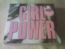 GIRL POWER - 2018 3 CD ALBUM - SPICE GIRLS/SUGABABES/KYLIE/ARIANA GRANDE/FERGIE