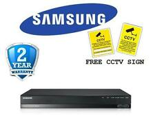 BR SAMSUNG srn-472s 4 CANALI REAL TIME Compact Network Videoregistratore 1tb POE