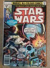 War US Bronze Age Star Wars Comics