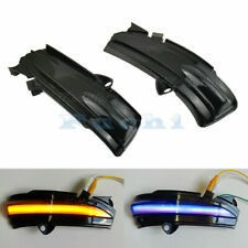 Dynamic LED Side Mirror Turn Signal Light For Ford Mondeo 14-18 2 Colors